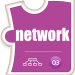 Puzzle piece Icon for the Assimilation-Network component of the Assimilation System Management suite of products