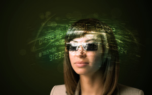 Woman looking at security best practices -as code