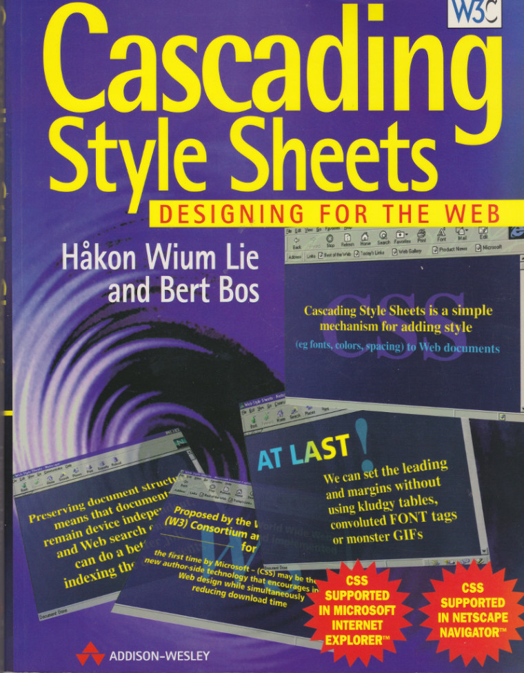 Cascading style sheets cover - a book gotten by social engineering using common social skills