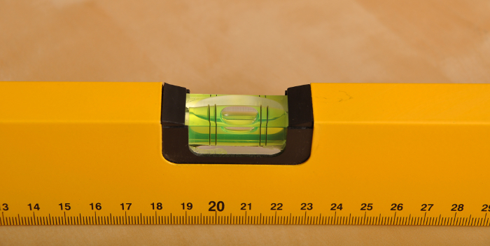 ruler with level - Assimilation Monitoring Rules - pun intended. No apologies ;-)